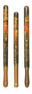 Fig 2: Bow St Horse Patrol Truncheons